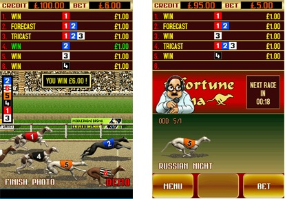 Preview Dog Racing